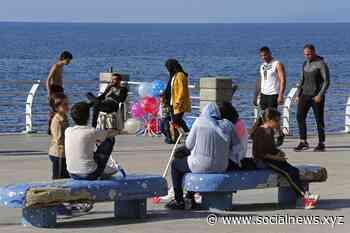LEBANON – BEIRUT – COVID – 19 – LEISURE TIME #Gallery - SocialNews.XYZ