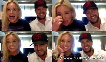 Luke Bryan and Caroline Bryan Hold Nothing Back About Their Sex Life While Playing NSFW Game - Country Now