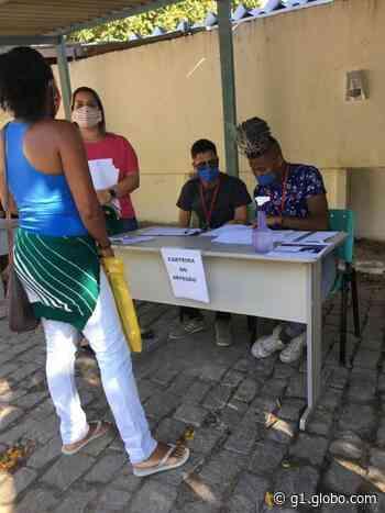 Arraial do Cabo, RJ, faz agendamento para retirada da segunda leva do auxílio nutricional e kit de higiene - G1