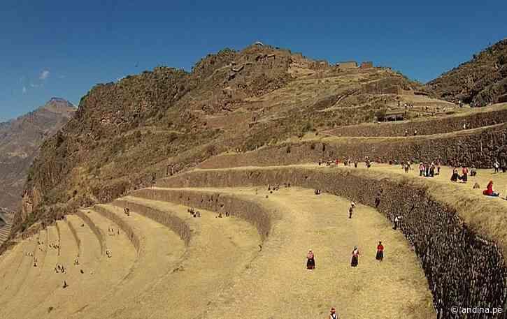 Cusco: ordenan cierre temporal del Parque Arqueológico de Pisac por desborde de río - Agencia Andina