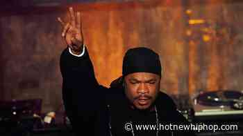 Xzibit Shares Aftermath Throwback Pics With Dr. Dre & 50 Cent - HotNewHipHop