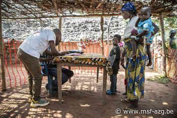 in de schaduw van ebola en covid-19: de grootste mazelenepidemie ooit in D.R. Congo - Artsen Zonder Grenzen