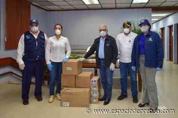 Cementos Cibao dona materiales e insumos al Hospital Municipal Antonio - Dominican Goverment Press Room