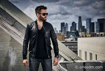 Gareth Emery Unveils First Single Off Forthcoming LP - One EDM