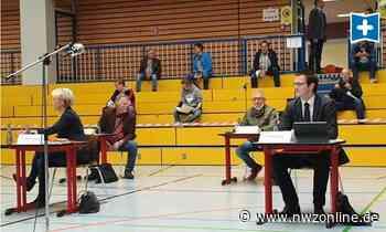 Ratssitzung In Rastede: Neuer Ärger um die Finanzen - Nordwest-Zeitung