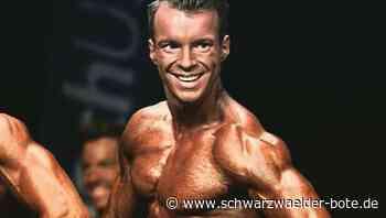 Bodybuilding: Julian Prinz: Ich muss noch viel an mir arbeiten - Schwarzwälder Bote