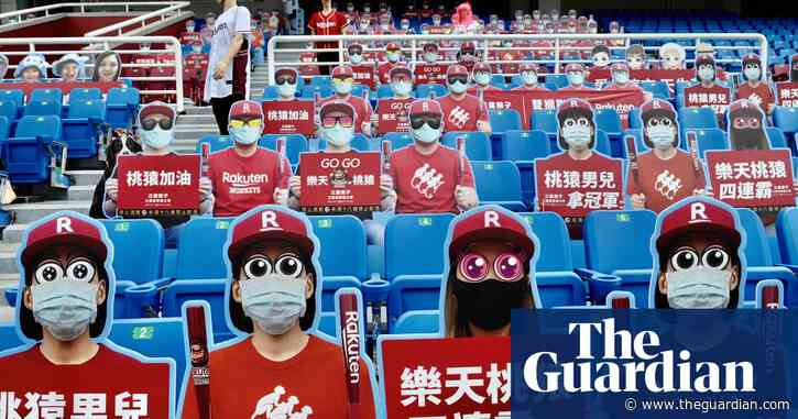 Taiwan to welcome baseball fans back into stadiums this week