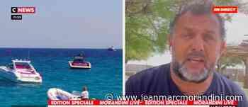 """Coronavirus- Le propriétaire d'une plage privée à Ramatuelle très inquiet: """"Si à partir du 15 juin on ... - Le Blog de Jean-Marc Morandini"""