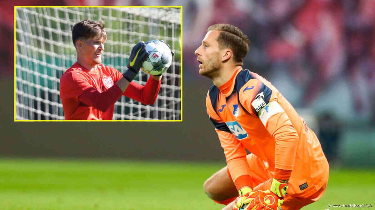 Brisantes Duell in Hoffenheim: Oliver Baumann will um Stammplatz kämpfen   TSG 1899 Hoffenheim - heidelberg24.de