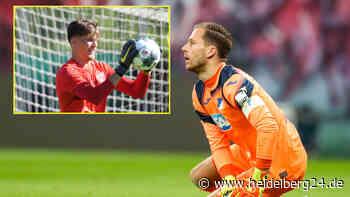 Brisantes Duell in Hoffenheim: Oliver Baumann will um Stammplatz kämpfen | TSG 1899 Hoffenheim - heidelberg24.de