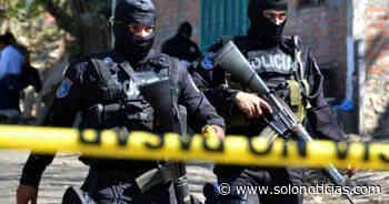 Joven asesinado al interior de su vivienda en Guazapa - Solo Noticias