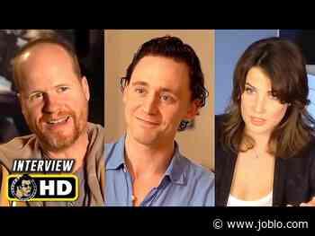 THE AVENGERS (2012) Original Cast Interviews [HD] Tom Hiddleston, Joss Whedon - JoBlo.com