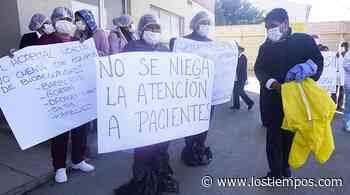 Personal de salud en El Alto, Cajuata y Eucaliptus se repliegan tras agresiones - Los Tiempos