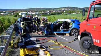 Zwischen Usingen und Neu-Anspach: Frontal-Unfall mit drei Schwerverletzten   Hessen - op-online.de