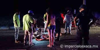 Muere en accidente carretero en ruta a Puerto Escondido - El Imparcial de Oaxaca