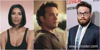 Kim Kardashian tweeted that Tom Hanks was her favorite actor — and Seth Rogen is upset - Insider - INSIDER