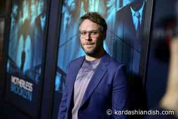 Seth Rogen offended by Kim Kardashian calling Tom Hanks her favorite actor - Kardashian Dish