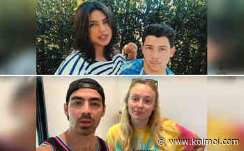 I For India: Priyanka Chopra's In-Laws, Joe Jonas & Sophie Turner Wish To Visit India Again After COVID-19 Pandemic Ends - Koimoi