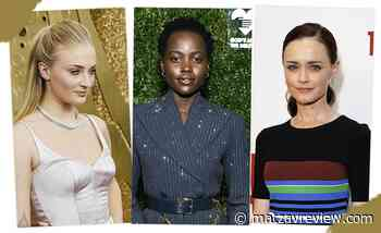 Alexis, Bledel,, Sophie Turner, and Lupita Nyong'the following are some of the celebs for the most dangerous of the internet. Understand! – Notes – Glamurama - Matzav Review