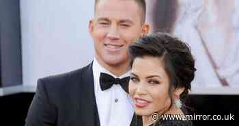 Channing Tatum and ex-wife Jenna Dewan 'arguing over custody of daughter' - Mirror Online