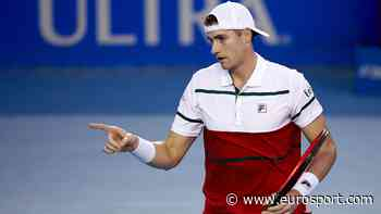 Tennis news - John Isner fears for ATP tour players with coronavirus decimating the tennis schedule - Eurosport.com