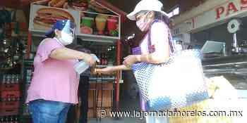 Más normas de prevención en el mercado de Jiutepec - La Jornada Morelos