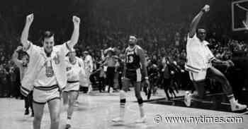 When the Knicks Were Legend