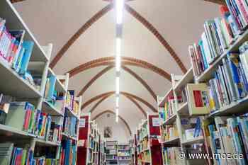 Bibliothek: Wittstock sucht Bewerber für FSJ Kultur - Märkische Onlinezeitung