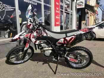 Yamaha WR125R 2012 sur SELESTAT - Occasion - Motoplanete