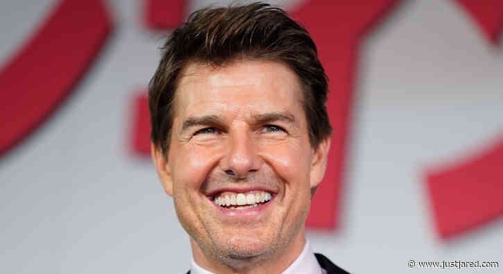 NASA Confirms They're Working with Tom Cruise to Film Movie in Space