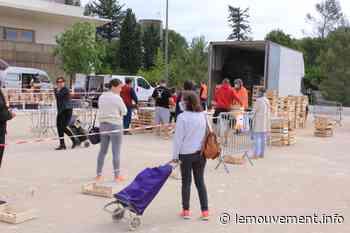 Grabels : Un week-end du 1er mai, sous le signe de la solidarité - le mouvement - lemouvement.info