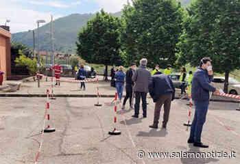 Operazione Tamponi: continua lo screening a Roccapiemonte - Salernonotizie.it