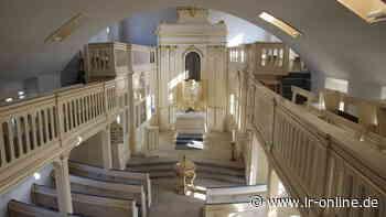 Kirchensanierung: Corona verhindert Orgel-Einweihung in Lauchhammer - lr-online.de