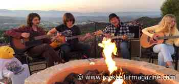 John Fogerty & 'Fogerty Factory' (His Kids) Play 'Green River' by Campfire - Rock Cellar Magazine