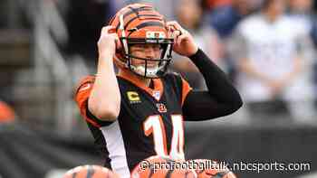 Cowboys rest easier with Andy Dalton in reserve