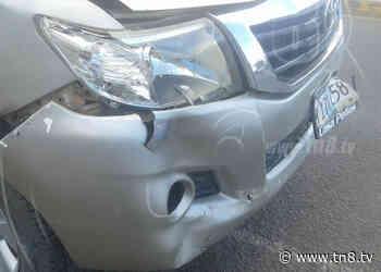 Carretonero muere atropellado por una camioneta en Acoyapa, Chontales - TN8