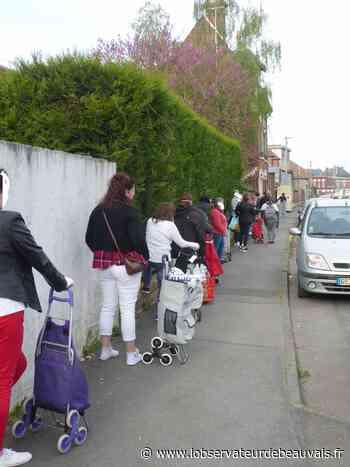 Montdidier : la Croix-Rouge lance un appel auprès des producteurs locaux - L'observateur de Beauvais