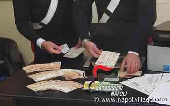 Casalnuovo di Napoli, nella loro abitazione documenti falsi. Carabinieri arrestano 2 persone - Napoli Village - Quotidiano di informazioni Online
