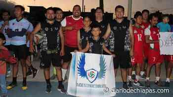 Torneo de voleibol en Suchiapa seguirá en pie - Diario de Chiapas