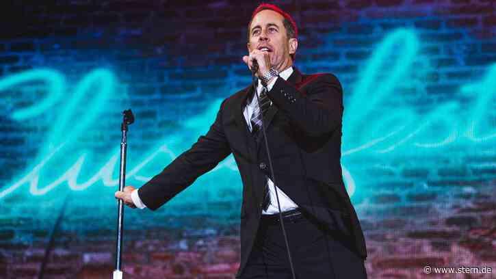 23 Hours to Kill: Jerry Seinfeld steht wieder auf der Bühne - STERN.de