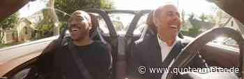 «Comedians in Cars Getting Coffee»: Jerry Seinfeld hat keine Lust mehr - Quotenmeter