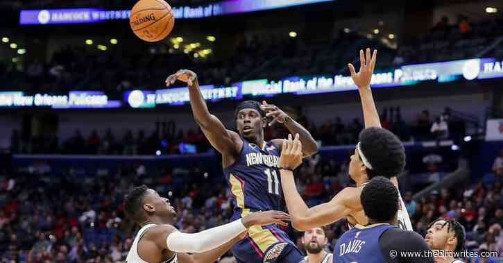 Jrue Holiday still underappreciated for wide variety of contributions and remains vital to future success of these young New Orleans Pelicans