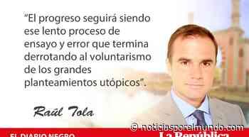 - Coronavirus: La velocidad del progreso por Raúl Tola   Opinión - Noticias Peru - Noticias Por el Mundo - Noticias por el Mundo
