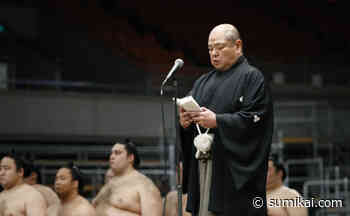 Japan Sumo Association sagt das Sommerturnier ab - Sumikai