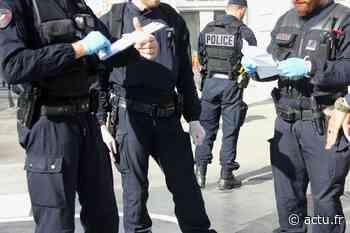 Meyzieu. Des policiers attaqués pendant un contrôle du confinement, un jeune de 14 ans suspecté - actu.fr