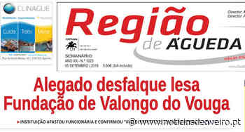 Alegado desfalque lesa Fundação de Valongo do Vouga (RA) - noticiasdeaveiro.pt