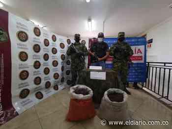 En Quinchía hallaron caleta con explosivos - El Diario de Otún