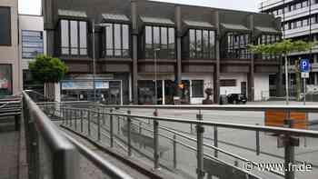Neue Fassade für die Hofheimer Stadthalle   Hofheim - fr.de