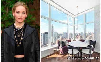 Du kannst jetzt die Luxuswohnung von Jennifer Lawrence in NY mieten - WOMAN.at