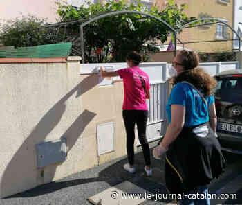 Saint-Cyprien : La distribution de masques a commencé - LE JOURNAL CATALAN